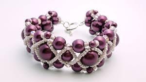 pearls bracelet diy images Theheartbeading pearl bracelet tutorial no sound jpg
