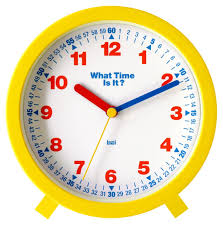 time learning clock bai what time is it learning clock home kitchen