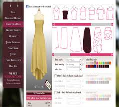 design your own dress design your own custom dresses mass customization