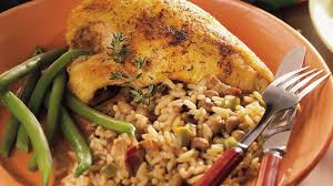 cuisine of louisiana louisiana chicken and rice recipe pillsbury com