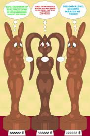 Chocolate Bunny Meme - more chocolate d bunnies by hypercat z on deviantart