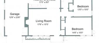 easy floor plans simple house with 2 bedrooms interior design