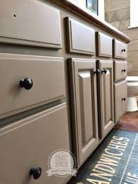 fusion mineral paint raw silk cabinets bedford island