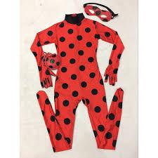 Halloween Costume Ladybug Shop Miraculous Ladybug Costume Kids Halloween Costume