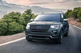 Ford Edge Interior Pictures 2017 Ford Explorer Suv 1 Suv For 25 Years Ford Com