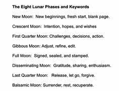 phases of the moon magikkal meaning moon poke