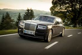 rolls royce phantom 2018 rolls royce phantom first drive review automobile magazine