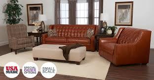 Best American Made Sofas Leather U2013 Biltrite Furniture