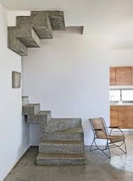 Cement Stairs Design Amazing Floating Stairs Suspended From Ceiling Above Stairs