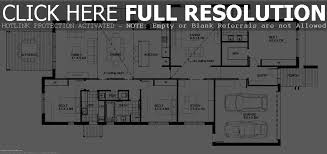 4 Bedroom Floor Plans Ranch Simple House Plan With Bedrooms Small Floor Plans Brilliant 4