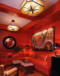 Colors For Livingroom Examples Of What Color Goes With Orange 22 House Interiors