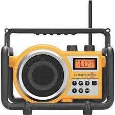 Rugged Boombox Rugged Portable Radio Roselawnlutheran