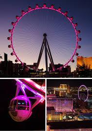 10 attractions you can u0027t miss in las vegas london eye ferris