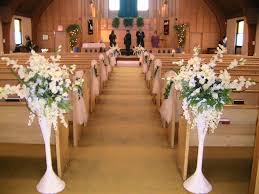 wedding decoration church church wedding decorations and ideas