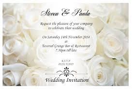 wedding invitation card u2013 gangcraft net
