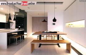 Wohnzimmer Trends 2016 Esszimmer Speisezimmer Essplatz Offener Grundriss Lizenzfreie