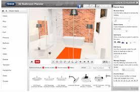 bathroom design software free the brilliant as well as gorgeous free 3d bathroom design software
