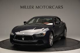 ghibli maserati 2017 2017 maserati ghibli s q4 stock m1691 for sale near greenwich