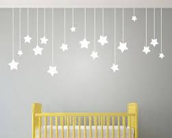 stickers étoile chambre bébé bébé pépinière sticker mural étoiles étoile sticker enfants wall