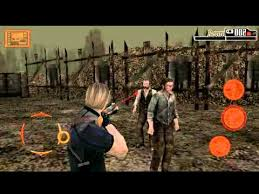 resident evil for android resident evil 4 android gameplay