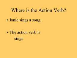 action verbs by ms emily what is an action verb an action verb