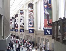 Yankee Stadium Floor Plan Yankee Stadium Wikipedia