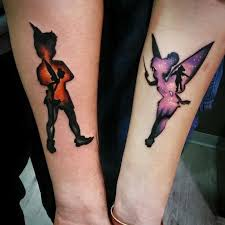 the 25 best disney couple tattoos ideas on pinterest disney