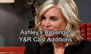 ashley s hairstyles from the young and restless the young and the restless spoilers ashley s revenge leaves jack