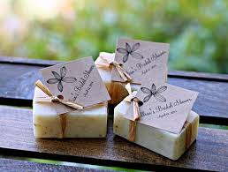 soap favors bridal shower favors wedding favors handmade soap favors mossy