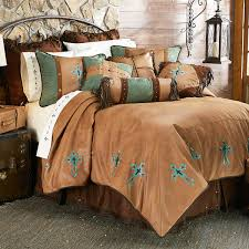 Cowboy Bed Sets Turquoise Bedding Collection