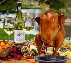 vertical turkey roasting stand best chicken roaster deals compare prices on dealsan co uk