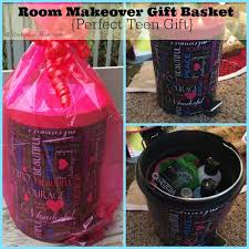 gifts for graduating seniors room makeover gift basket