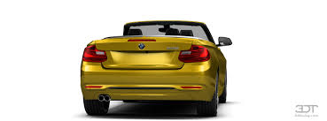 3dtuning of under construction bmw 2 series convertible 2015