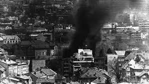 sarajevo siege two decades after siege sarajevo still a city divided npr