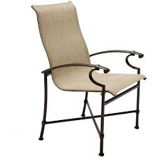 High Back Sling Patio Chairs Die Besten 25 High Back Dining Chairs Ideen Auf Pinterest