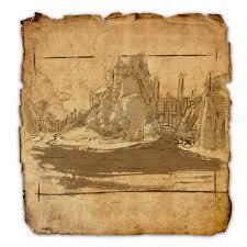 Stonefalls Ce Treasure Map Auridon Treasure Map V My Blog