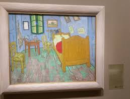 art institute of chicago urban culture tribe 3 the bedroom vincent van gogh 1887