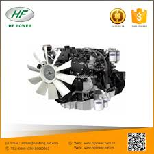 china lovol 4 cylinder diesel engine for construction machinery