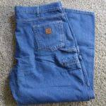 Real Comfortable Jeans Wrangler Real Comfortable Jeans Carpenter Pants Size 46 X 32