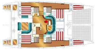 Catamaran Floor Plans Athos The Catamaran Company