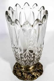 Cut Crystal Vases Antique Antique Crystal Vases Images Reverse Search