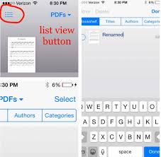 how to rename pdf file in ibooks on iphone ipad macdrug