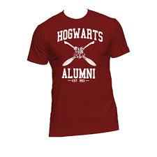 hogwarts alumni tshirt hogwarts alumni or mens t shirt harry potter hogwarts