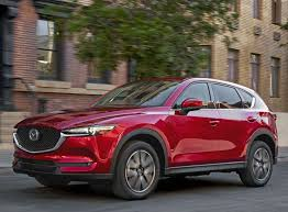 mazda lineup 2017 mazda cx 5 crossover gets upgrades for 2018 including more safety