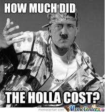 Gangster Meme - hitler gangster by lamzer22999 meme center