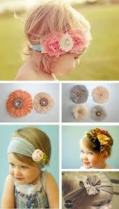 how to make baby flower headbands a beautiful bunch of diy baby headbands for your flower