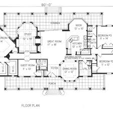 house floor plan sles vintage house plans historic classic period and antique old