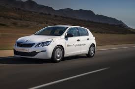peugeot new car deals peugeot launches 308 with 1 2 puretech e thp three cylinder turbo