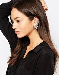 ear cuffs aldo aldo gilkerson ear cuff in metallic lyst