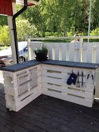 Outdoor Bar Table Best 25 Garden Bar Ideas On Pinterest Outdoor Pallet Bar Bbq